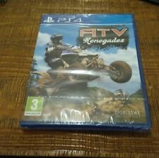atv renegade neuf ps4 Sony Playstation 4