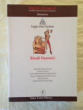 Rituali Massonici - Loggia René Guénon - Casini 2006