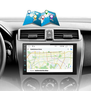 """2 Din 7"""" Touch Screen Android 9.1 Car Auto Stereo Radio GPS Navigation Wifi MP5"""