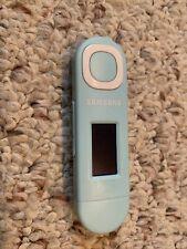 Samsung mp3 player Yepp Yp-U5Ql/Xsp 2Gb blue