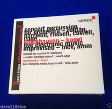 CD de musique emballés contemporains, pour jazz