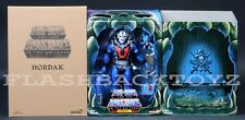 2018 Super 7 MOTU Hordak 2.0 Masters of the Universe Classics Filmation
