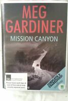 Mission Canyon: Meg Gardiner: Unabridged Cassette Narr Lorelei King