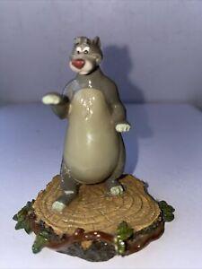 The Jungle Book Disney Miniature 6cm Baloo Figure