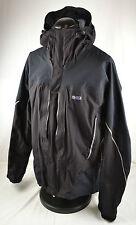 Men's Montane eVent XL Jacket Hiking Walking Black Waterproof Outdoor Technical