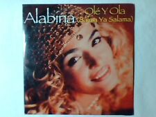 ALABINA Ole' y ola cd singolo FRANCE olè