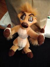 Disney The Lion King Timon Toy Plush Mattel  Doll