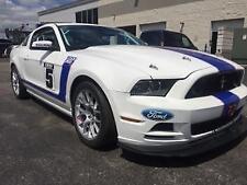 2013 Ford Mustang Boss 302S Race Car