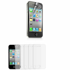 5x new clear screen protective protection protect film for Apple iPhone 4S 4 S