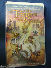 Trumpet of the Swan (VHS, 2001, Clamshell) 0-7678-7112-X 043396068148