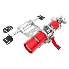 Rennline Red Dry Chemical Custom Fire Extinguisher & Mount Package