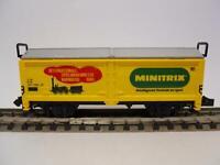 MINITRIX Hubschiebedachwagen SPIELWARENMESSE 1985 (32704)