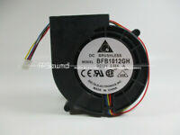 Delta BFB1012GH Blower fan 4pin 12V 1.35A 97*97*33mm#XX
