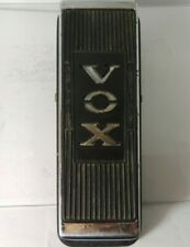 Vintage Vox V846 Wah Effects Pedal Made in Italy  Free USA Shipping