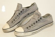 Converse + John Varvatos Canvas Laceless Slip-On Sneakers Mens 11 45 Shoes eh