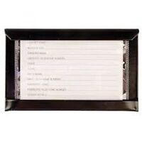 Forge Card Holder & Wallet  Horse Details Metal Holder BLACK A152-7
