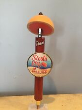 Point Siesta Key Citrus Pale Ale Beer Tap Handle Stevens Point Brewery WI - NIB