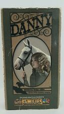 *~ DANNY ~* 1998 RARE VHS  ~* FEATURE FILMS FOR FAMILIES ~* HORSES