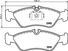 Mintex Rear Brake Pad Set MDB3013  - BRAND NEW - GENUINE - 5 YEAR WARRANTY