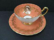 Aynsley Teacup Queen Elizabeth II Picture Royalty Commemorative