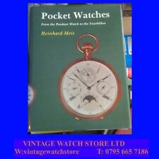 Pocket Watches from pendant to Tourbillon, Watch Reinhard Meis, 1987  IN DJ