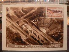 carte premier jour 1957 lyon theatre romain