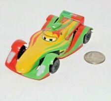 Disney Pixar Cars 2 Rip Clutchgoneski Diecast Metal 1:43 Scale WGP Racer - EUC