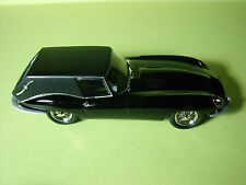 JAGUAR  TYPE  E   HAROLD  AND  MAUDE   CORBILLARD  1/43  TIN  WIZARD   NO  SPARK