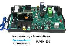Normstahl Entrematic Magic 600 Motorsteuerung Elektronik 433 Garagentorantrieb #