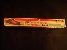Boîte de 6 parois pour circuit Polistil TONKA neuves emballées