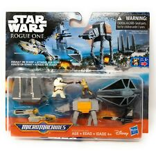 ASSAULT ON SCARIF Star Wars ROGUE ONE Micro Machines Deluxe Vehicle Pack B7307