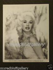 MAMIE VAN DOREN  Original Photo Paramount Pictures Press Release 1957