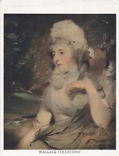 Thomas Lawrence A Lady Postcard used