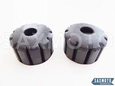 HONDA SL350 CB450 CB550 Haltegummi Benzintank vorn /Fuel Tank Mounting Rubbers