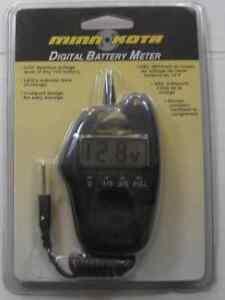 Minn Kota MKBM1D Digital Battery Meter 17047