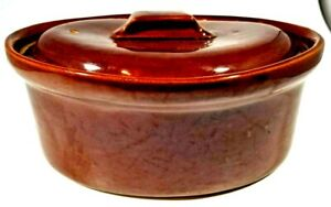 PEARSONS OF CHESTERFIELD 3PT POT CASSEROLE DISH