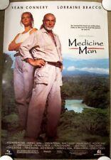 MEDICINE MAN Original (1992) 27x40 Movie Poster SEAN CONNERY ~  MINT CONDITION!