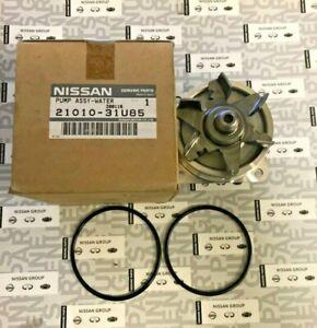 NEW OEM NISSAN INFINITI Water Pump Kit 2101031U85 I30 QX4 MAXIMA PATHFINDER