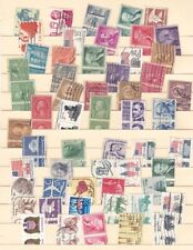 Stamps: US Coil pairs: U F-VF