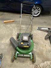John Deere 14Sb Walk Behind Lawn Mower