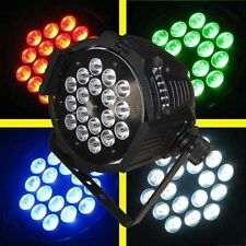 Eyourlife gts18x10W RGBW 4in1 LED PAR64 Light Effects DMX512 DJ Disco Bar Party