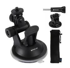 Car Dash Mount with Suction Cup for GoPro HERO 6, 5, 4, 3+, 3, 2, 1 Cameras