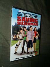 Saving Silverman Dvd Sealed Starting Jason Biggs, Jack Black & Amanda Peet New