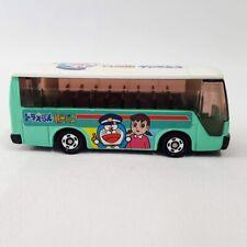 Tomica Tomy Isuzu Super Hi-Decker Bus 1988 #41 Green Manga