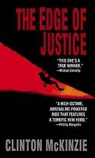 NEW The Edge of Justice by Clinton McKinzie
