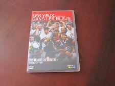LES YEUX DANS LES BLEUS + TIGNES C'EST FOOT - DVD