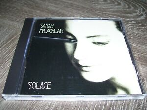 Sarah Mclachlan - Solace * CD Enhanced 1997 Folk Rock *