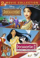 Pocahontas/Pocahontas II DVD Nuovo DVD (BUU0177201)