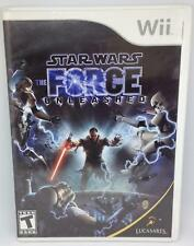 Star Wars: The Force Unleashed (Nintendo Wii, 2008)