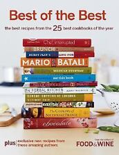 Best of the Best Best Recipes from the 25 Best Cookbooks of the Year: Best of t…
